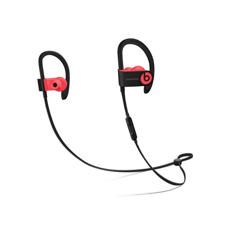 Slúchadlá Beats Powerbeats3 Wireless (mrq92ee/a) čierna/červená