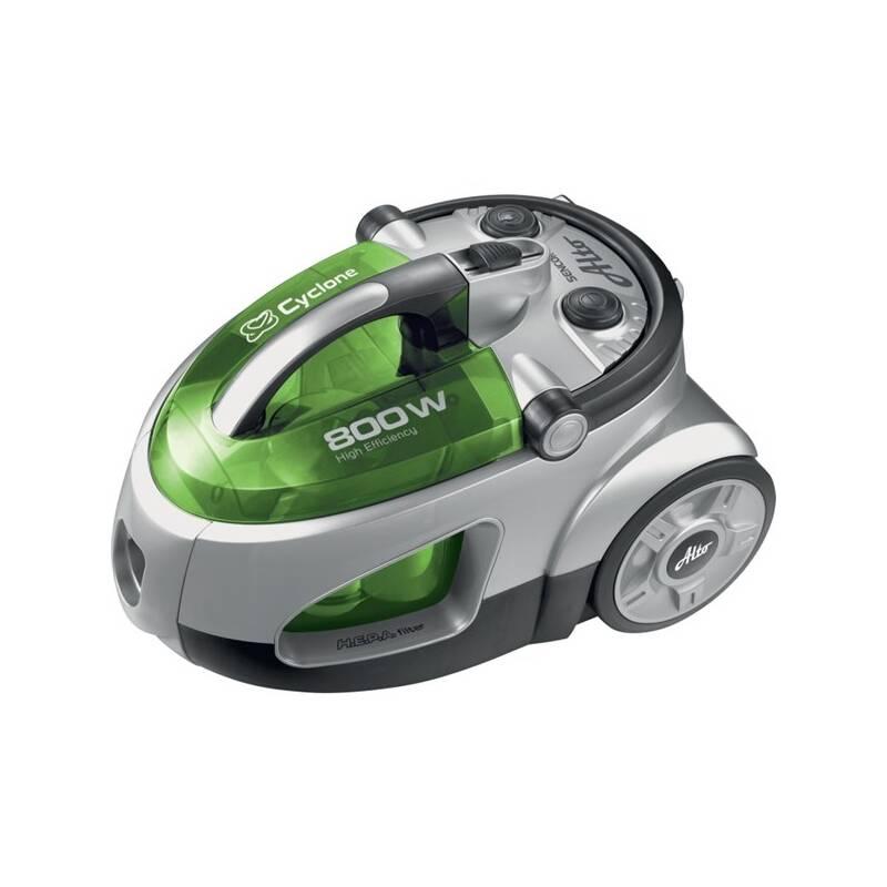 Vysávač podlahový Sencor SVC 730GR-EUE2 biely/zelený