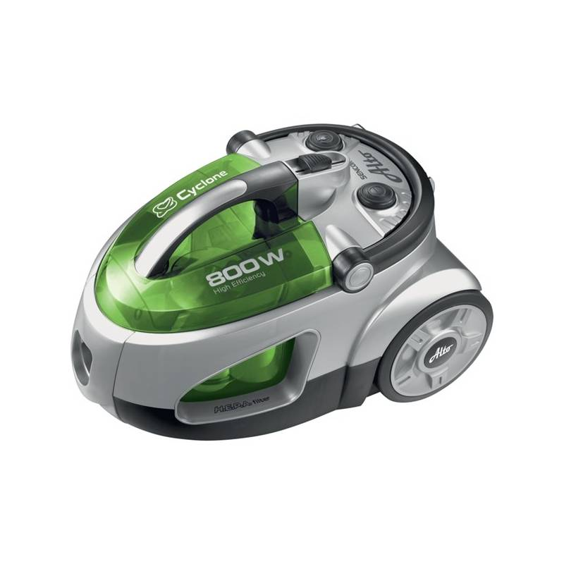 Podlahový vysavač Sencor SVC 730GR-EUE2 bílý/zelený