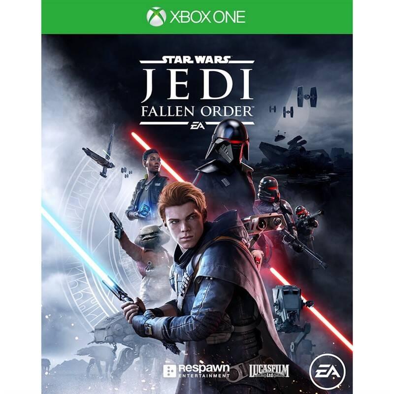 Hra EA Xbox One Star Wars Jedi: Fallen Order (EAX371551)