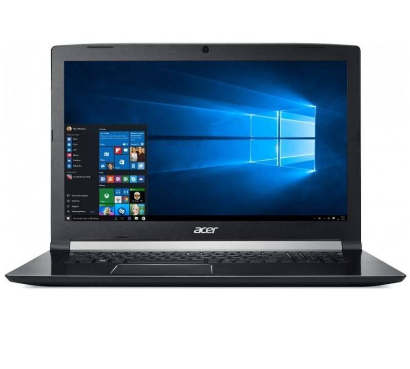 Notebook Acer Aspire 7 (A717-71G-56W7) (NX.GPGEC.003) čierny + Doprava zadarmo