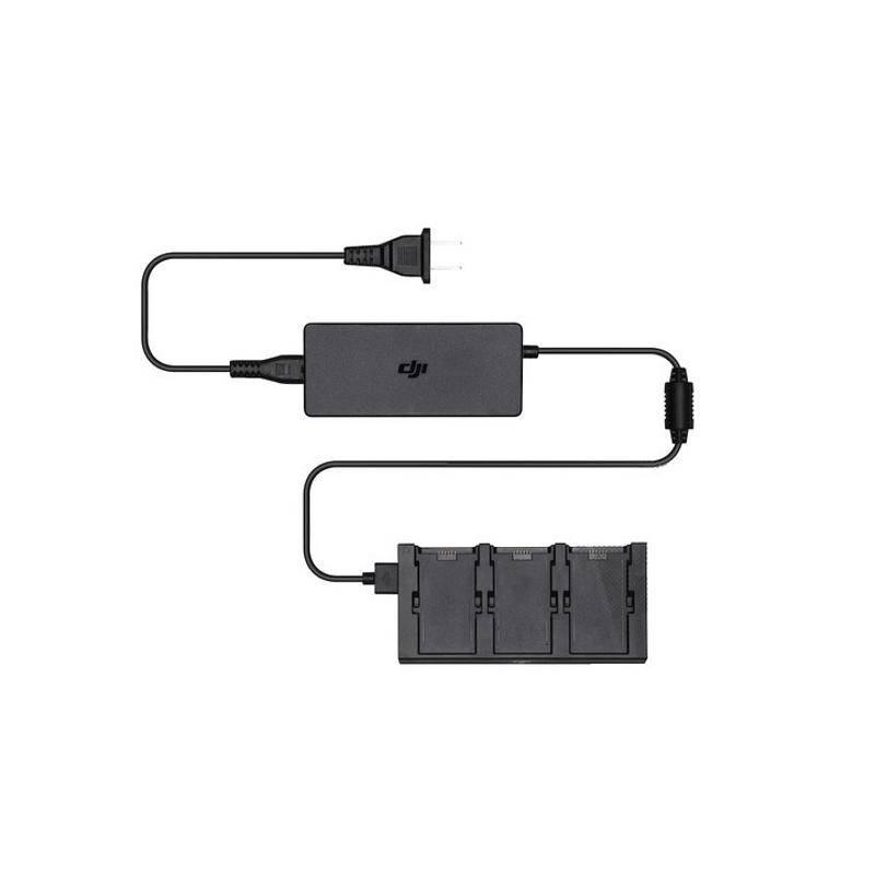 Nabíjačka DJI adaptér na 3 baterie pro Spark (DJIS0200-05)
