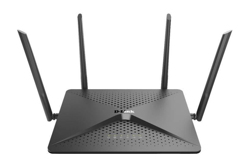Router D-Link DIR-882, Dual Band, AC2600 (DIR-882) černý