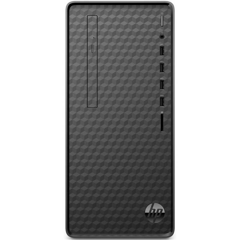Stolní počítač HP Desktop M01-D0014nc (8KN51EA#BCM) černý