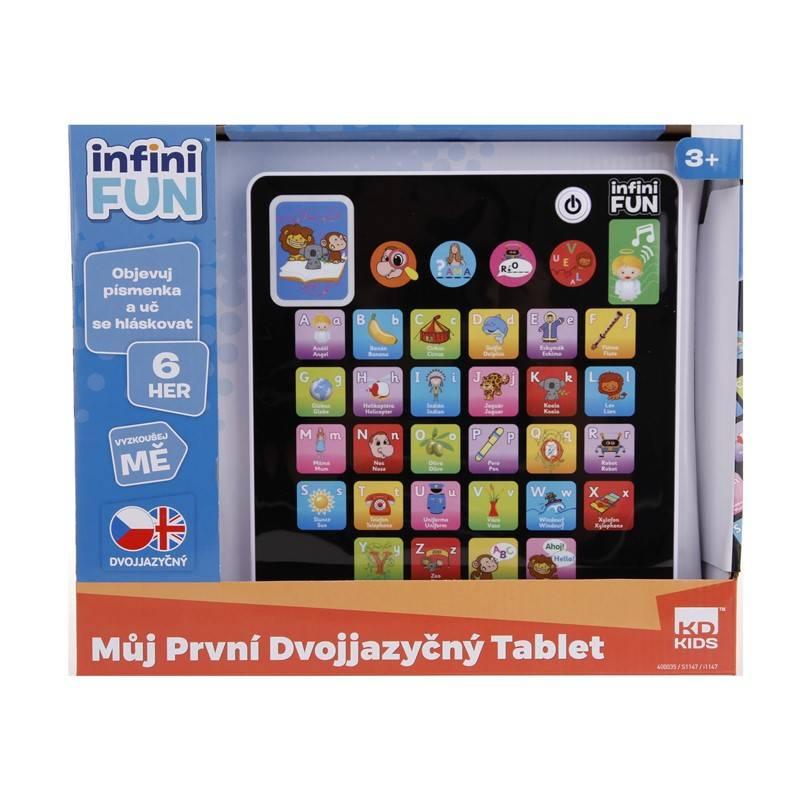 a43a703f7 Tablet Alltoys můj první dvojjazyčný | HEJ.sk