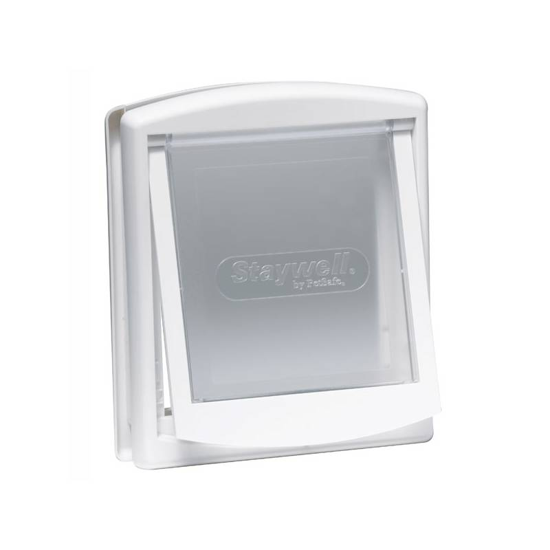 Dvierka Staywell s transparentním flapem 740