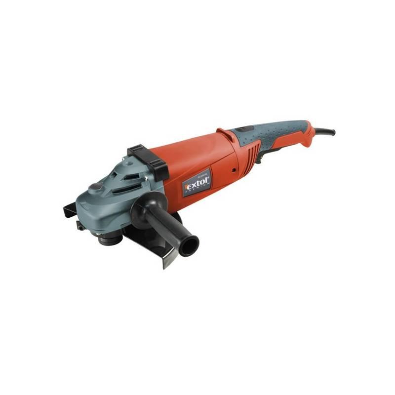 Uhlová brúska EXTOL PREMIUM AG 230 SR oranžová