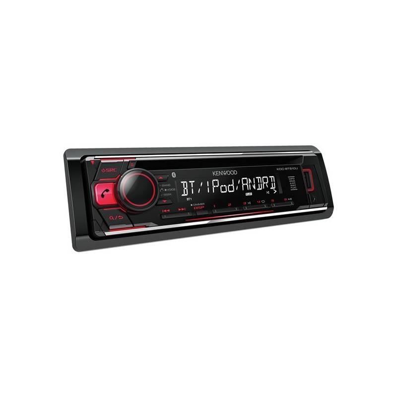 Autorádio s CD Kenwood KDC-BT510U (KDC-BT510U) čierna