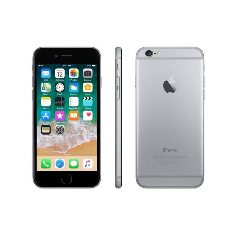 Mobilný telefón Apple iPhone 6 32GB - space grey (MQ3D2CN/A) + Doprava zadarmo