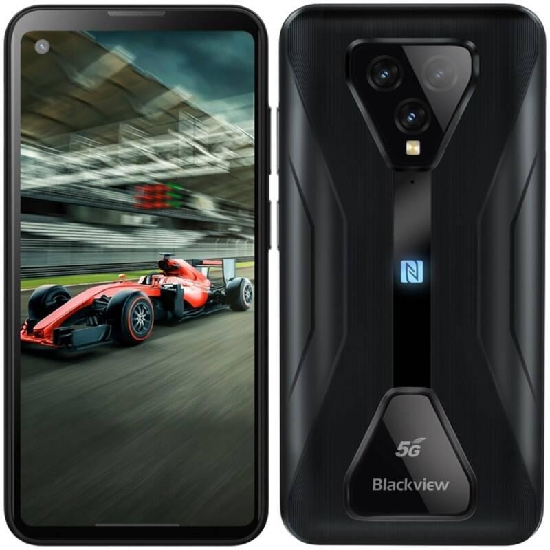 Mobilný telefón iGET Blackview GBL5000 (84008054) čierny + Doprava zadarmo