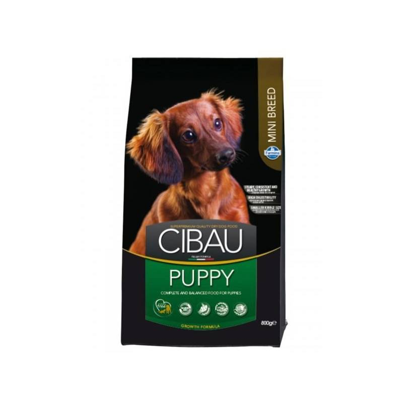 Granule Cibau Dog Puppy Mini 2,5 kg