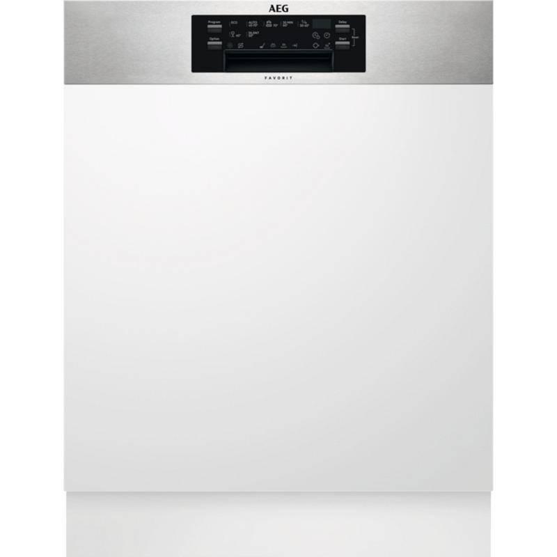 Umývačka riadu AEG Mastery FEE73600PM + Cashback 60 € + Doprava zadarmo