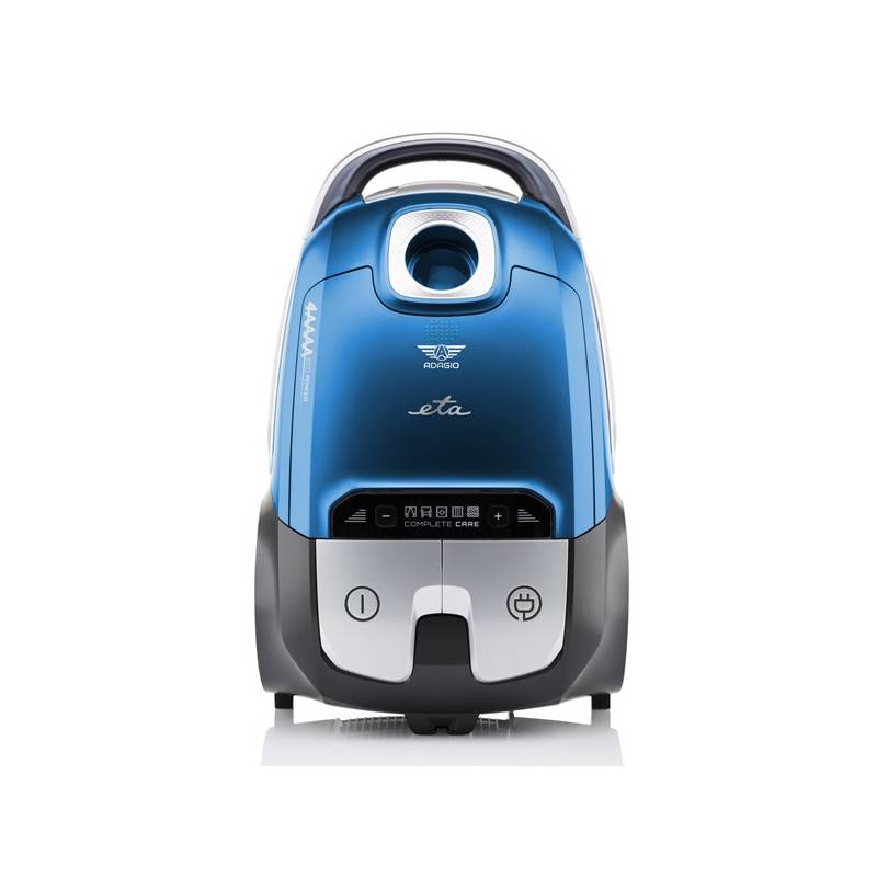 Vysávač podlahový ETA Adagio 0511 90000 modrý + Doprava zadarmo