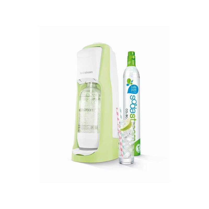 Výrobník sódovej vody SodaStream Pastels JET PASTEL GRASS GREEN zelený