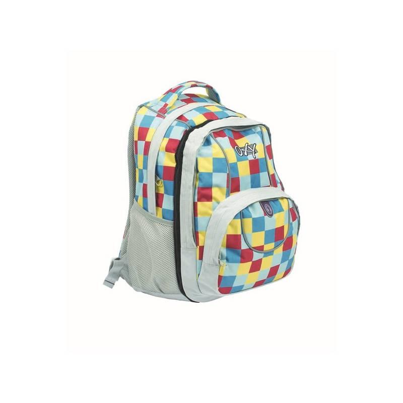 Batoh školský P + P Karton OXY Cool Cubes + Doprava zadarmo