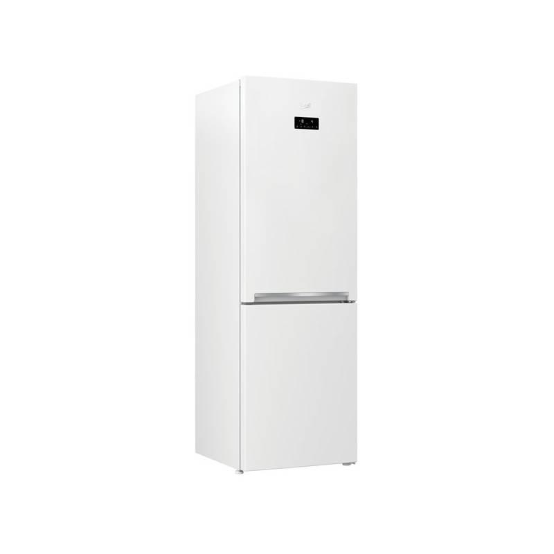 Kombinácia chladničky s mrazničkou Beko RCNA 365 E30ZW biela + Doprava zadarmo