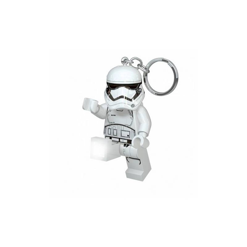 Svietiaca figúrka LEGO® LED Lite Star Wars First Order Stormtrooper