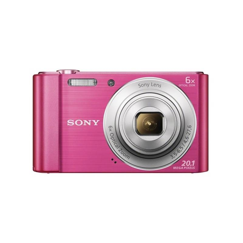 Digitálny fotoaparát Sony Cyber-shot DSC-W810P ružový
