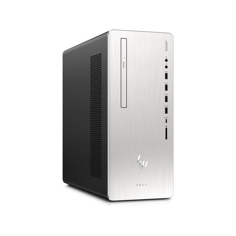 Stolný počítač HP ENVY 795-0005nc (4MY09EA#BCM) strieborný + Doprava zadarmo