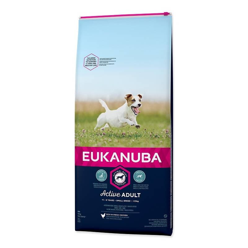 Granuly Eukanuba Adult Small Breed 15 kg