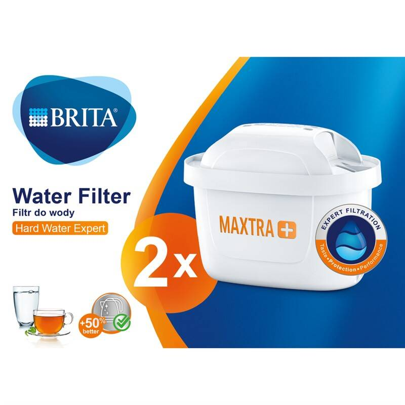 Filter na vodu Brita Pack 2 MAXTRAplus PL