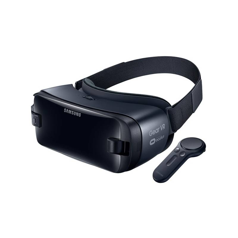 Okuliare pre virtuálnu realitu Samsung Gear VR 2017 + Controller (SM-R324NZAAXEZ) + Doprava zadarmo