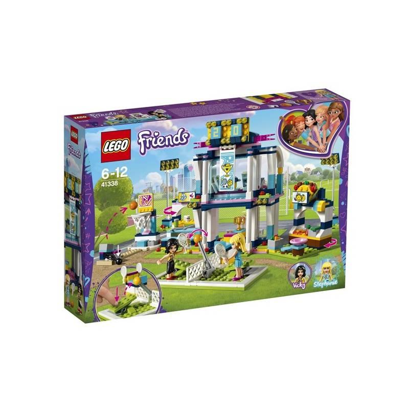 Stavebnica LEGO® FRIENDS 41338 Stephanie ve sportovní aréně