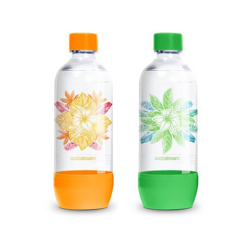 Fľaša SodaStream JET Tropical Duo Pack, prales