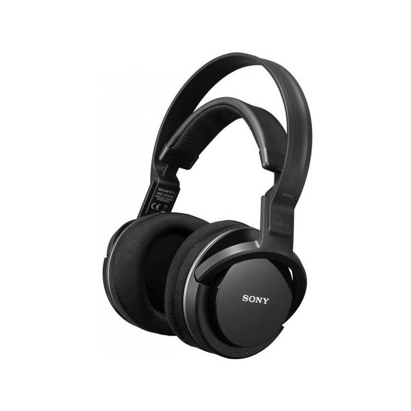 Slúchadlá Sony MDR-RF855RK (MDRRF855RK.EU8) čierna + Doprava zadarmo