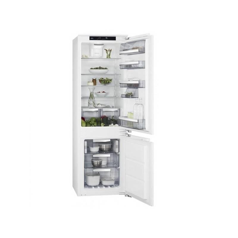 Kombinácia chladničky s mrazničkou AEG Mastery SCE81826TF + Doprava zadarmo