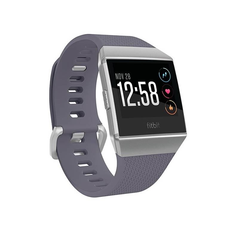 Chytré hodinky Fitbit Ionic - Blue-Gray/White (FB503WTGY-EU) + Doprava zadarmo