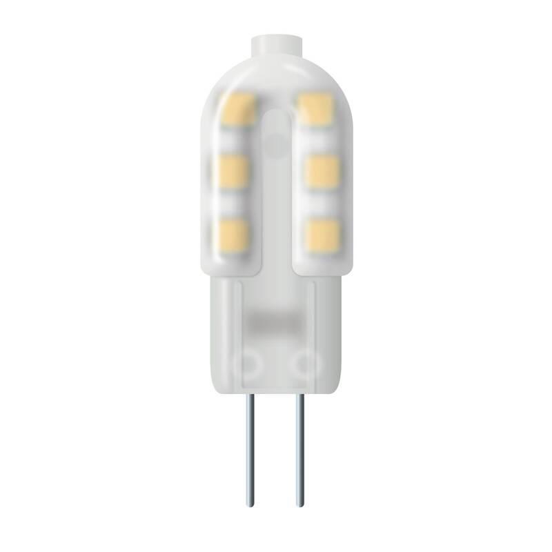 LED žiarovka ETA EKO LEDka bodová 1,5W, G4, teplá biela (G4W15WW)
