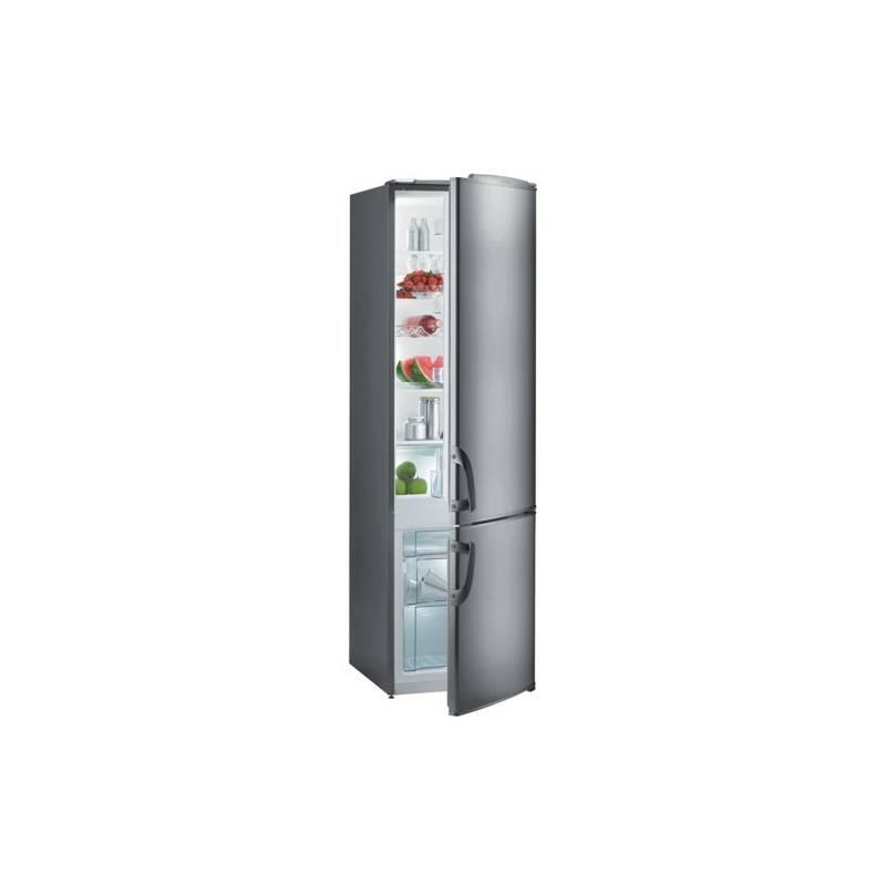 Kombinácia chladničky s mrazničkou Gorenje RK 4181 AX Inoxlook + dodatočná zľava 10 % + Doprava zadarmo