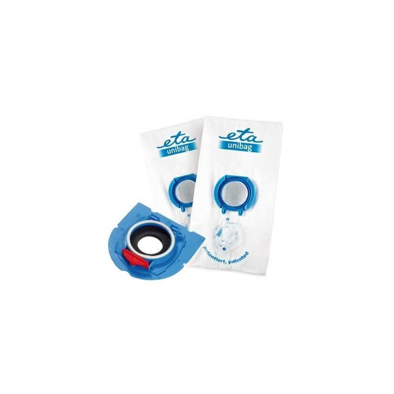 Sáčky pre vysávače ETA UNIBAG startovací set č. 12 9900 68020 biely/modrý