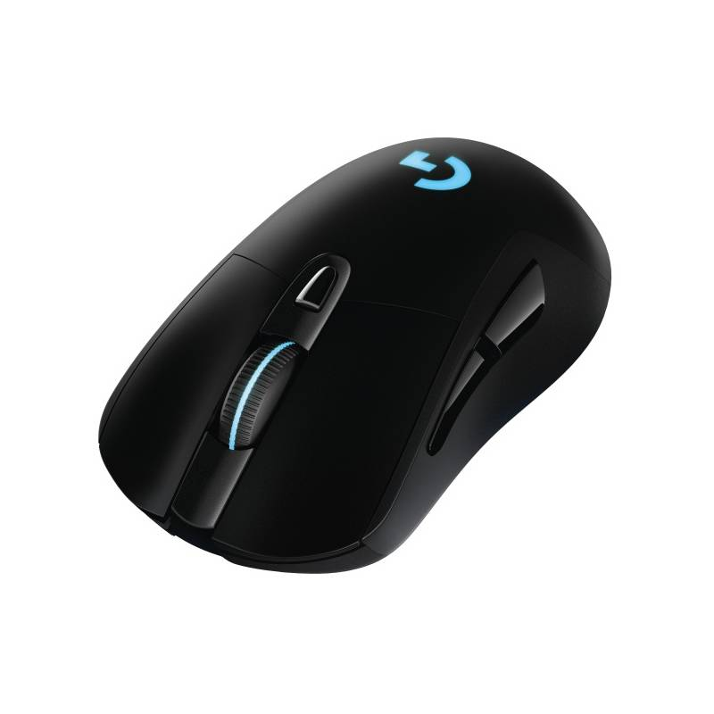 Myš Logitech Gaming G703 Wireless (910-005093) čierna