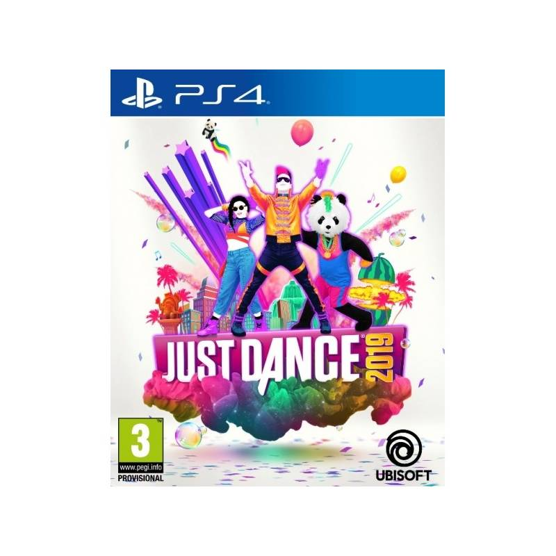 Hra Ubisoft PlayStation 4 Just Dance 2019 (USP403641)