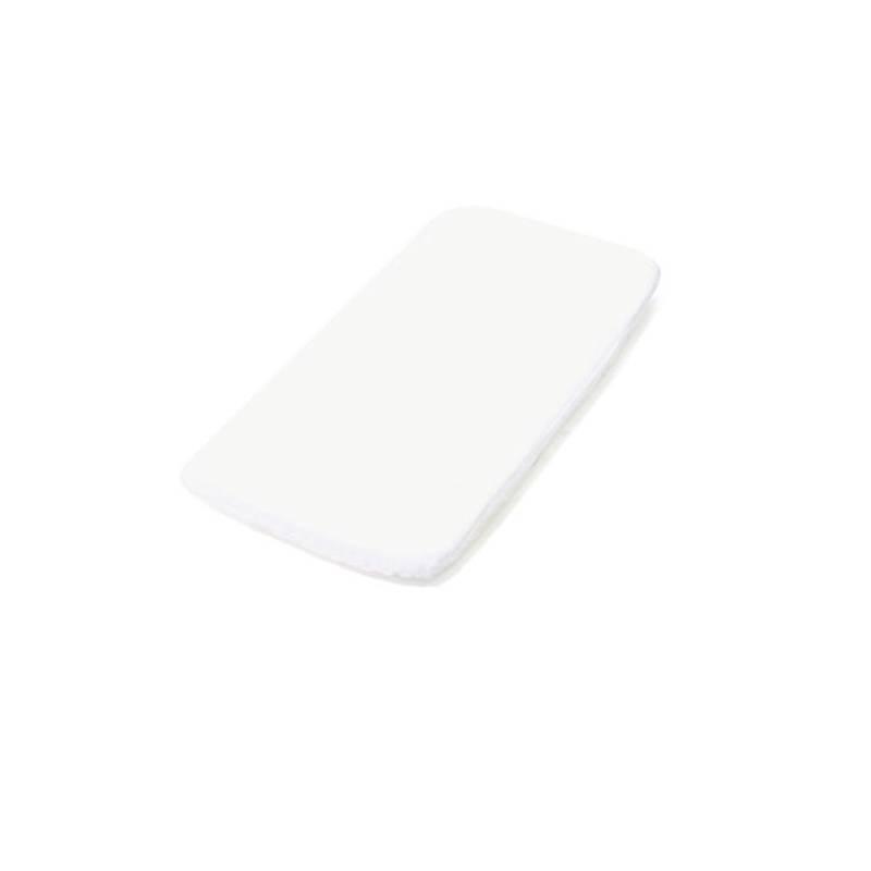 Chránič matraca Bemini 40x90cm - do kolébky biely
