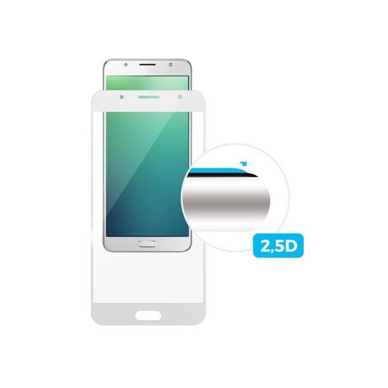 Ochranné sklo FIXED Full-Cover pro Nokia 6 (FIXGF-202-033WH) biele