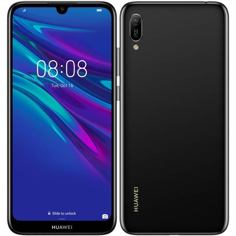 Mobilní telefon Huawei Y6 2019 (SP-Y619DSBOM) černý