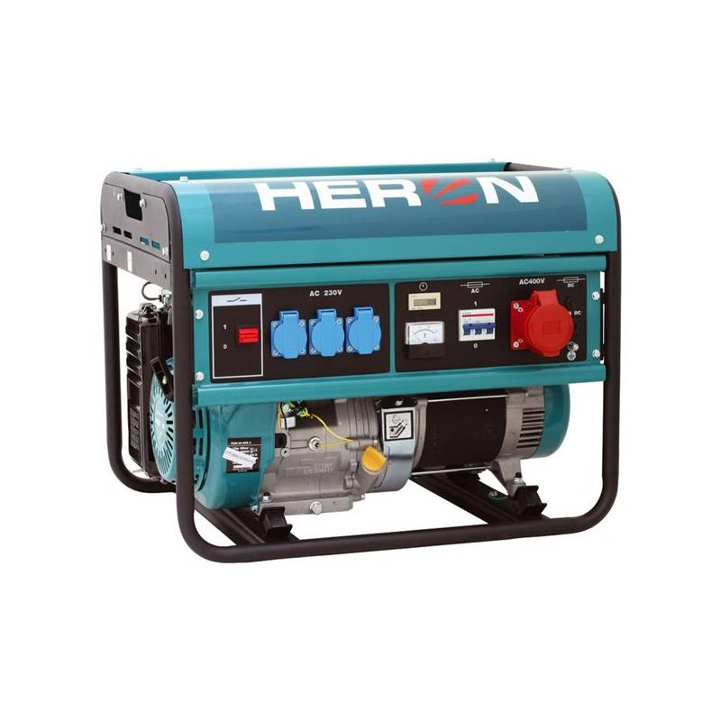 Elektrocentrála HERON EGM 60 AVR-3 + Doprava zadarmo