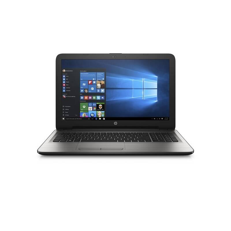 Notebook HP 15-ay101nc (Z5D75EA#BCM) strieborný Software F-Secure SAFE 6 měsíců pro 3 zařízení (zdarma) + Doprava zadarmo