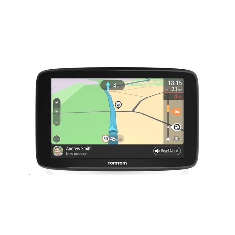 Navigačný systém GPS Tomtom Go Basic 6 (1BA6.002.01) čierna + Doprava zadarmo
