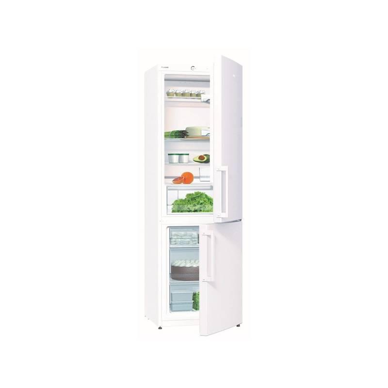 Kombinácia chladničky s mrazničkou Gorenje RK6W2 biela