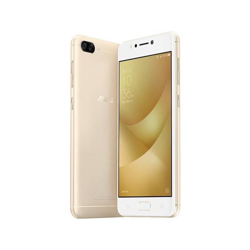 Mobilný telefón Asus ZenFone 4 Max (ZC520KL-4G009WW) (ZC520KL-4G009WW) zlatý + Doprava zadarmo