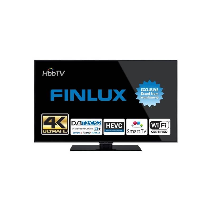 Televízor Finlux 49FUB8061 čierna + Doprava zadarmo