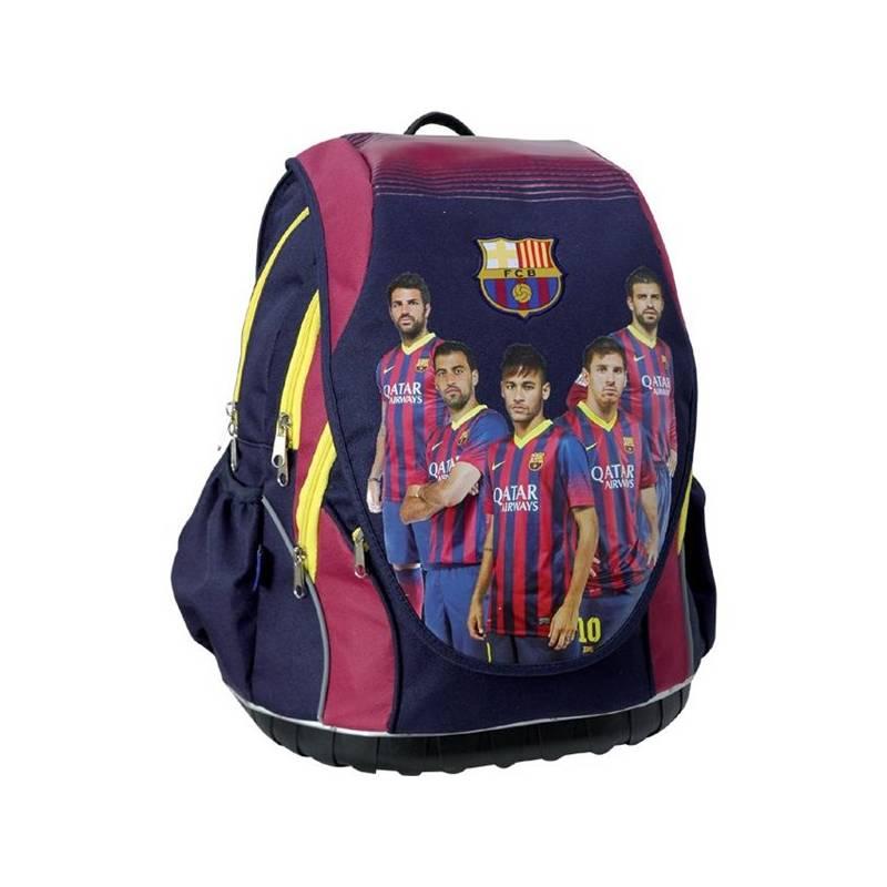 3546c671ad475 Plecak szkolny Sun Ce ABB FC Barcelona Czerwony Niebieski