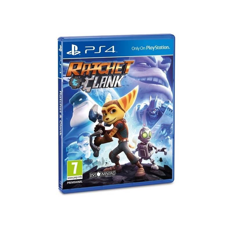Hra Sony PlayStation 4 Ratchet & Clank (PS719848530) + Doprava zadarmo