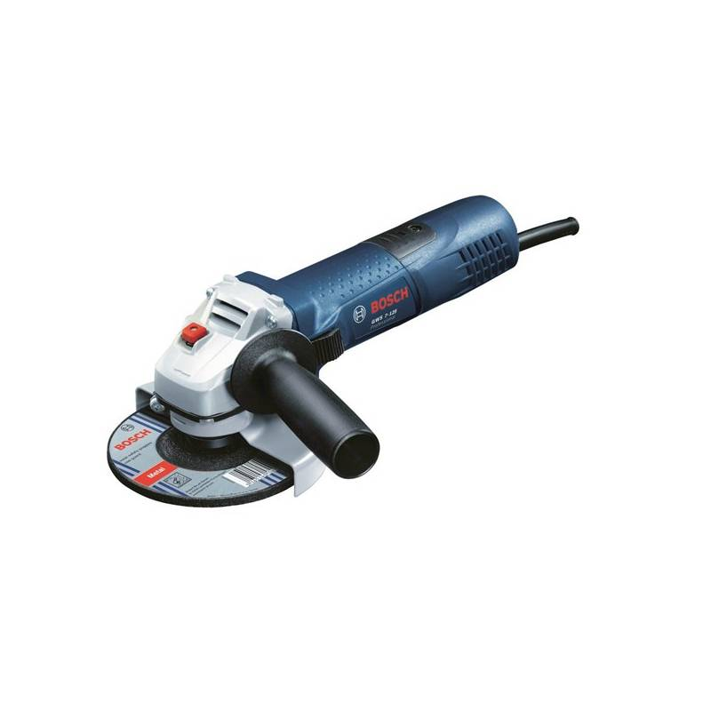 Uhlová brúska Bosch GWS 7-125 0.601.388.108