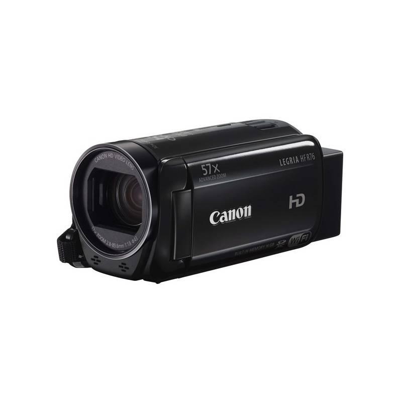 Videokamera Canon LEGRIA HF R76 čierna + Doprava zadarmo