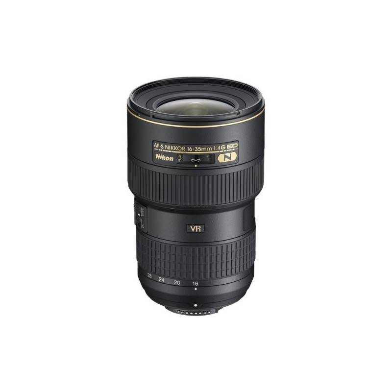 Objektív Nikon 16-35 mm F4G AF-S VR ED čierny + Doprava zadarmo
